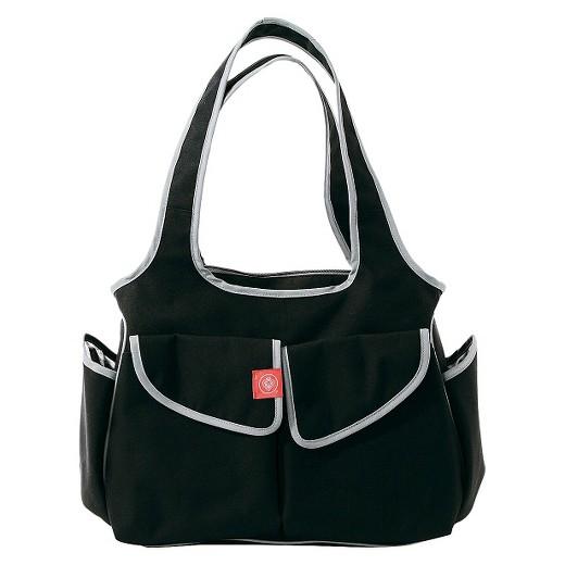 prince lionheart diaper bag black target. Black Bedroom Furniture Sets. Home Design Ideas