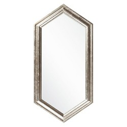 Gavell Decorative Wall Mirror Champagne - Surya