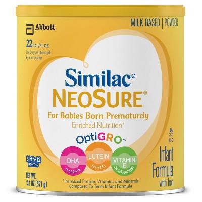 Similac® Expert Care NeoSure Infant Formula Powder - 13.1oz/6pk