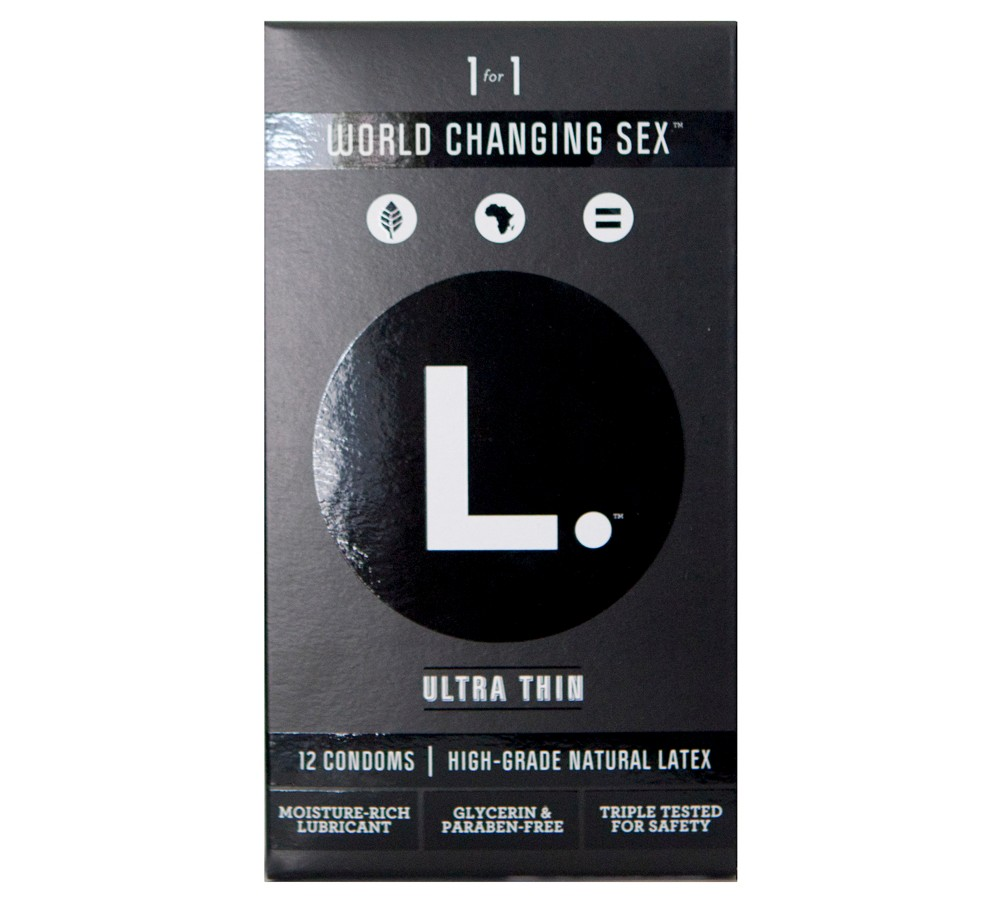 L. Ultra Thin Condoms - 12 Count