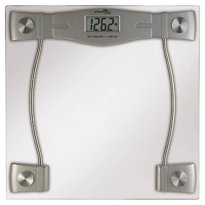 LCD Digital Glass Bath Scale Clear - Precision One