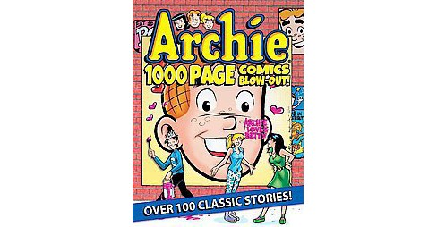 Archie 1000 Page Comics Blowout! (Paperback) - image 1 of 1