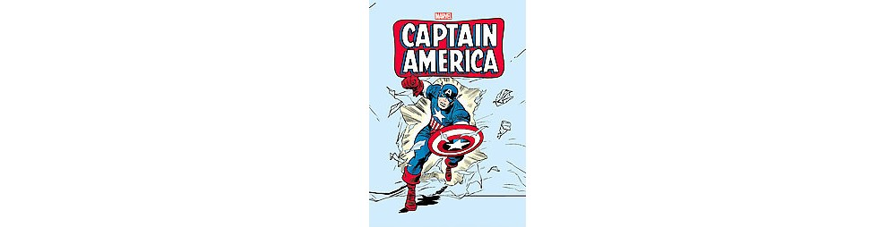Marvel Masterworks 1 : Captain America (Hardcover) (Stan Lee)