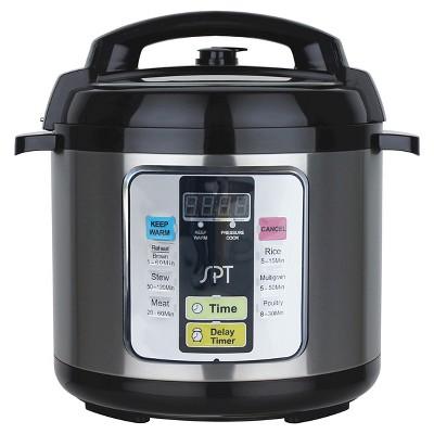 Sunpentown Electric Pressure Cooker (6.5 Qt)