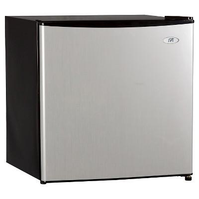 Sunpentown 16 Cu Ft Mini Refrigerator Stainless Steel RF164SS