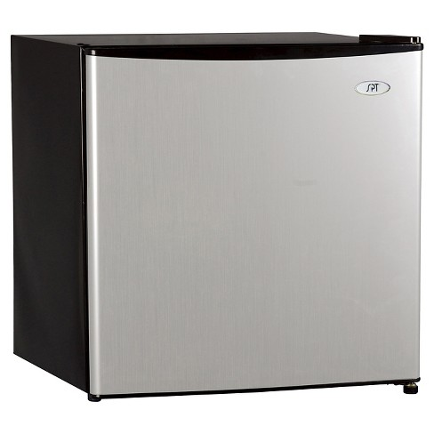 Sunpentown 1.6 Cu. Ft. Mini Refrigerator - Stainless Steel RF-164SS - image 1 of 4