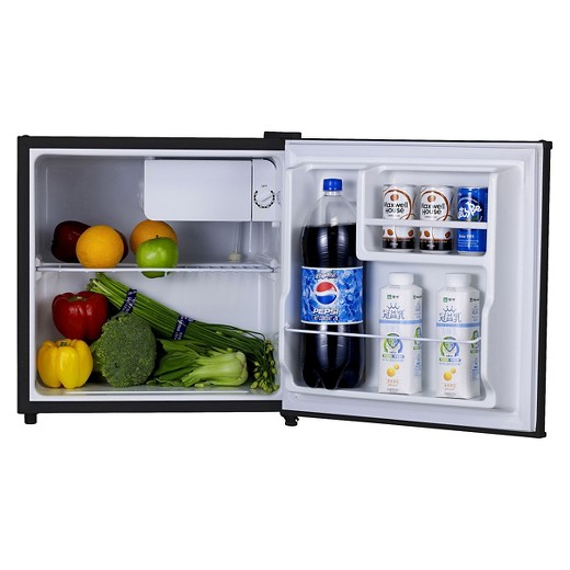 Sunpentown 1 6 Cu Ft Mini Refrigerator Stainless Steel