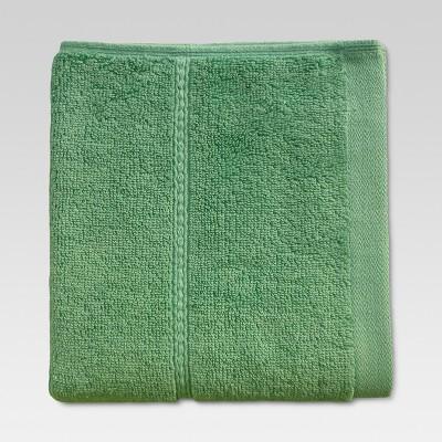 Botanic Solid Hand Towel Batik Green - Threshold™