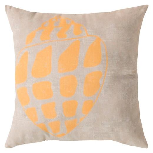 Target Beach Throw Pillows : Bahrain Coastal Throw Pillow - Surya : Target