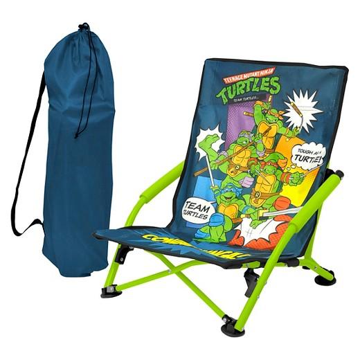 Teenage Mutant Ninja Turtles Folding Lounge Chair Nickelodeon Tar