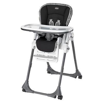 Chicco Polly High Chair - Rainfall