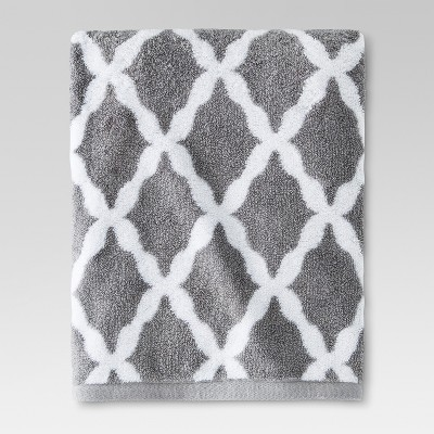 Brights Bath Towels Cloak Gray - Threshold™ - Threshold™