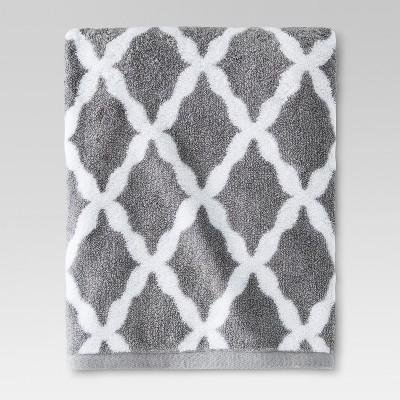 Brights Bath Towels Cloak Gray - Threshold™ - Threshold™