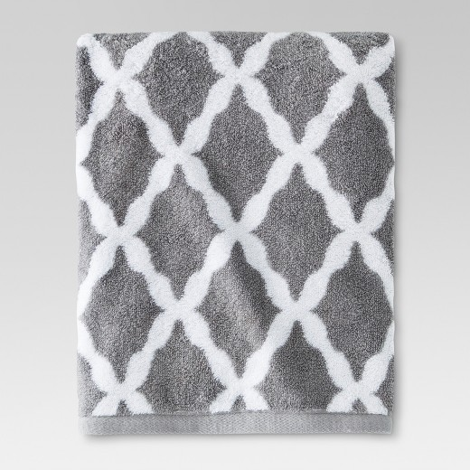 chevron bath rug brights bath towels cloak gray threshold threshold target