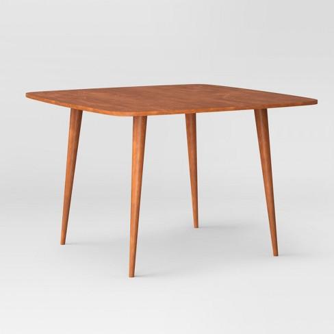 Amherst Mid Century Modern Dining Table