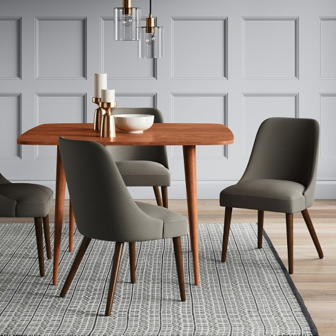 Amherst MidCentury Modern Dining Table Project 62 Target - Modern Dining Room Tables