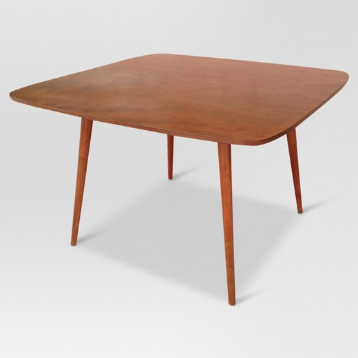 Mid Century Modern Dining Room Tables amherst mid-century modern dining table - project 62™ : target