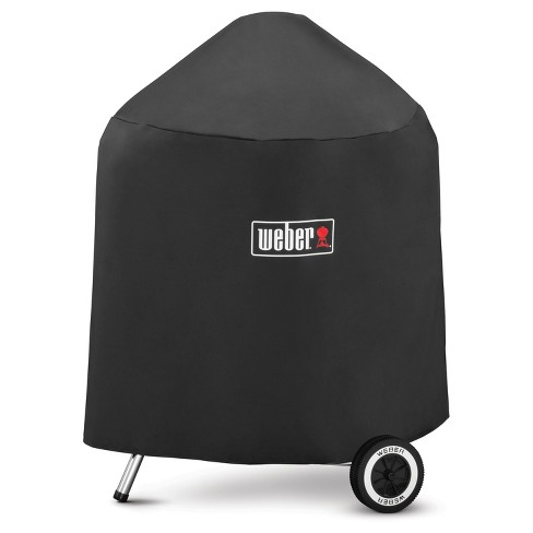 Weber® 22 inch Charcoal Grill Cover with Storage Bag - image 1 of 3