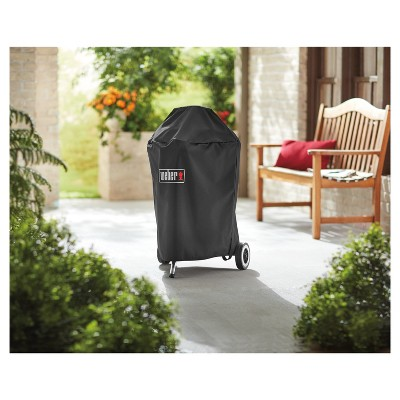 weber 22 inch charcoal grill cover with storage bag