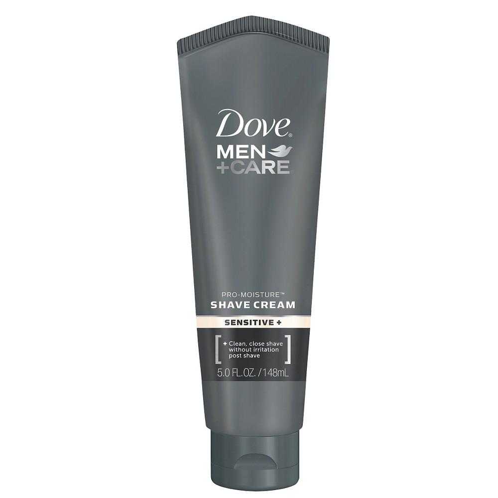 Dove Men+Care Sensitive Plus Pro Moisture Shave Cream 5 oz