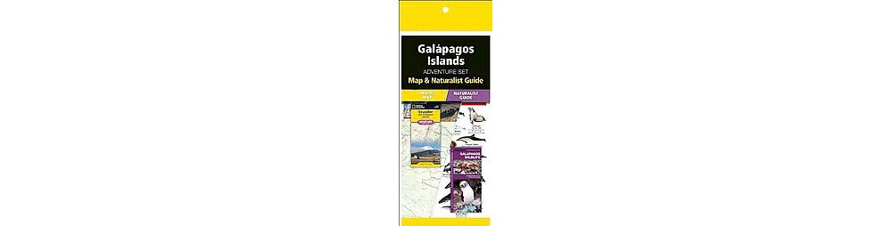 Galapagos Islands Adventure Set (Reissue / Revised) (Paperback) (Kavanagh & Leung)