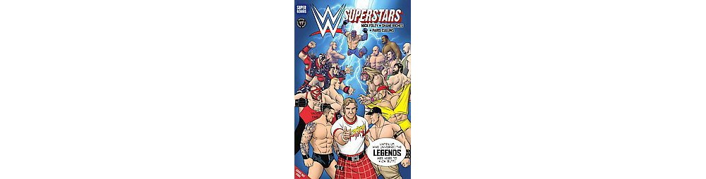 Wwe Superstars 3 : Legends (Paperback) (Mick Foley)