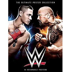 WWE : The Ultimate Poster Collection (Paperback)