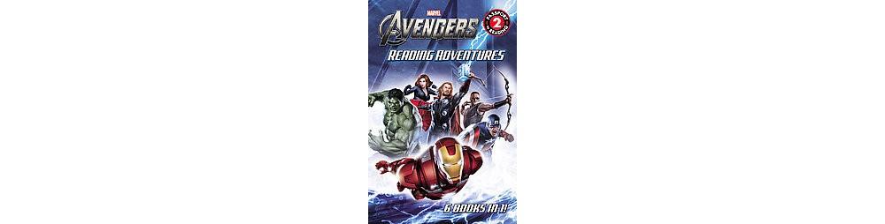 Avengers Reading Adventures (Hardcover)