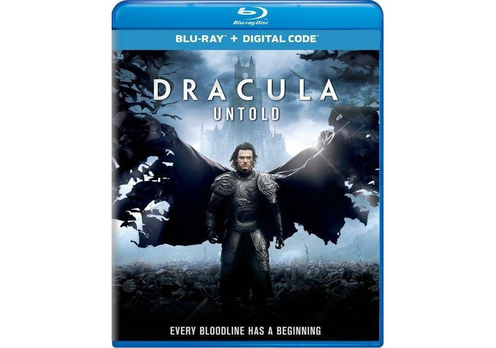 Dracula Untold (Blu-ray + Digital)