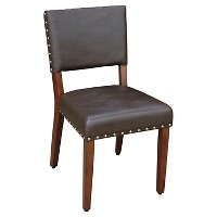 2 Set Open Back Dining Chair