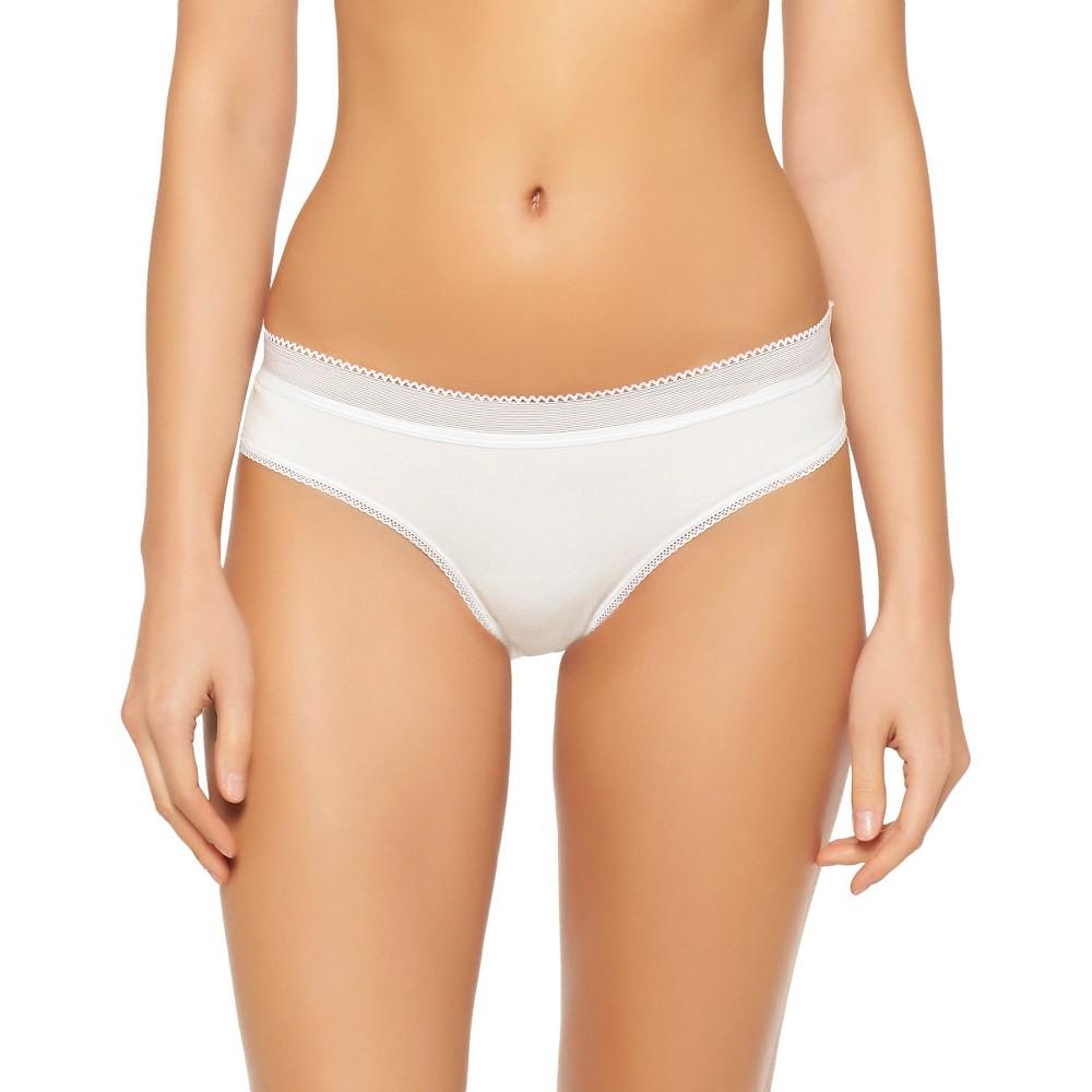 Womens Modal Bikini White L