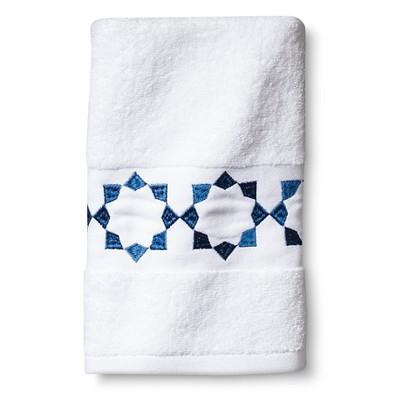 Sabrina Soto Havana Bath Towels