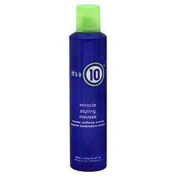 It's a 10 Miracle Styling Mousse - 9 oz
