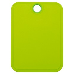 Architec 8 x 11 Inch Non-Slip Plastic Cutting Board