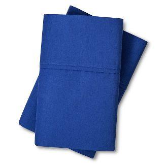Blue Pillowcase Silk Target