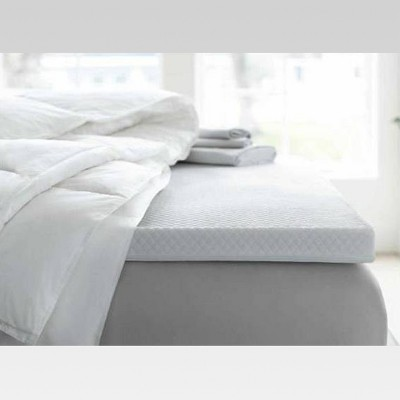2  Temperature Regulating Memory Foam Mattress Topper - Threshold™