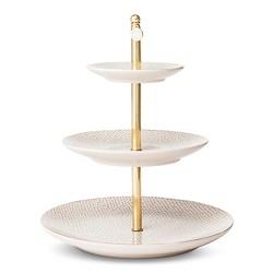 West Emory™ Three Tier Ceramic Jewelry Storage Tray