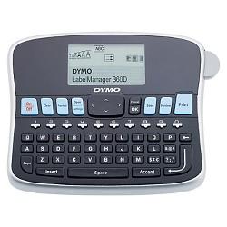 DYMO® LabelManager 360D, 2 Lines, 2-4/5w x 7-4/5d x 5-9/10h