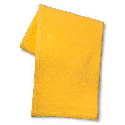 Brooklyn & Bond™ Bed Blanket - Yellow (Full/Queen)