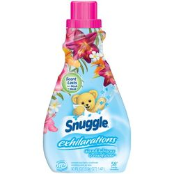 Snuggle Blue Sparkle Liquid Fabric Softener 50oz Target