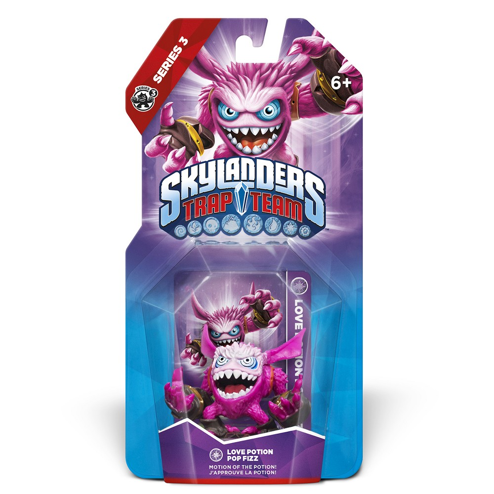 Skylanders Trap Team - Love Potion Pop Fizz, Multi-Colored