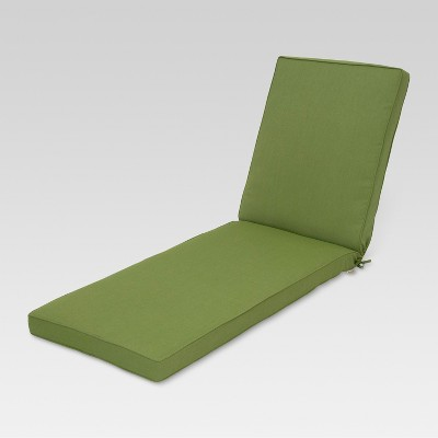 sunbrella belvedere chaise lounge replacement cushion threshold