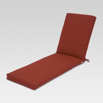 Sunbrella Heatherstone Chaise Lounge Replacement Cushion   Threshold™