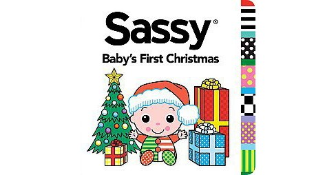 Baby's First Christmas (Hardcover) (Sassy) - image 1 of 1