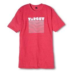 Target Men's Retro T-Shirt Red