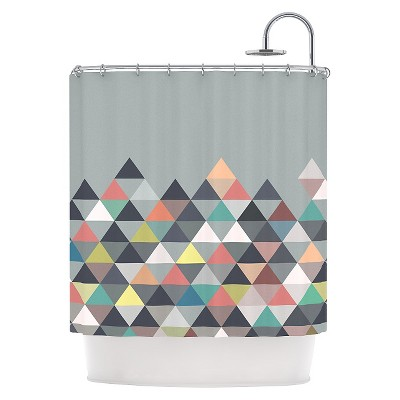KESS InHouse Mareike Boehmer  Nordic Combination  Shower Curtain