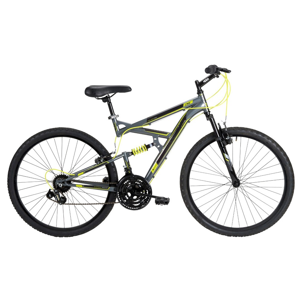 Huffy Men's DS-1 Mountain Bike 26 - Gray