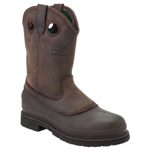 Georgia Boot® Men's Muddog Boots - Mississippi Brown - image 1 of 7