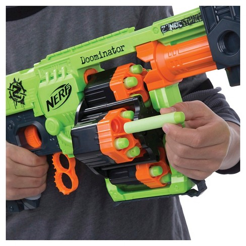 NERF Zombie Strike Doominator 4