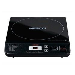 Nesco® Portable Induction Cooktop